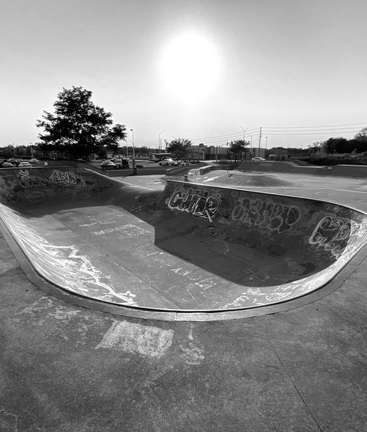 Niagara Falls skatepark