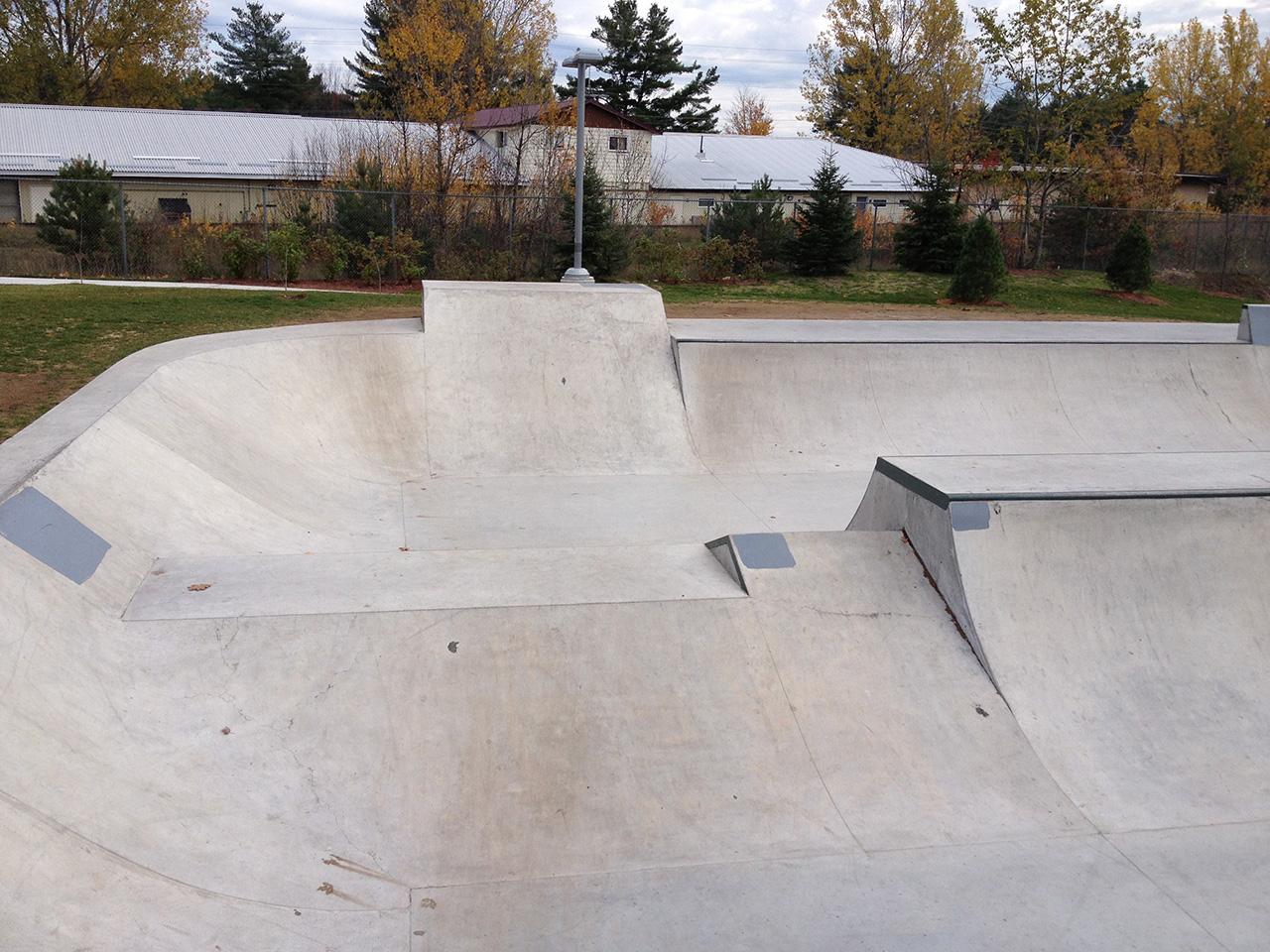 Gravenhurst skatepark
