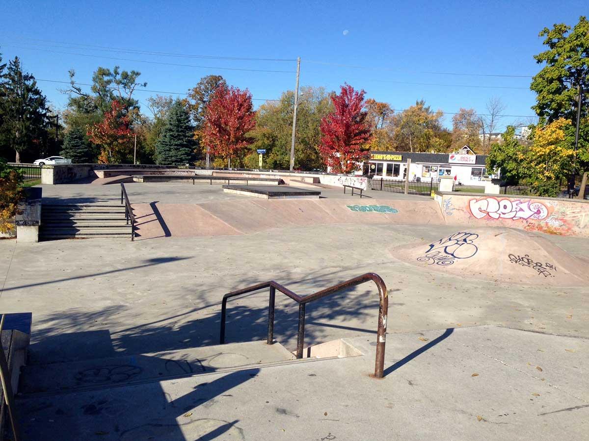 Nondons Skatepark