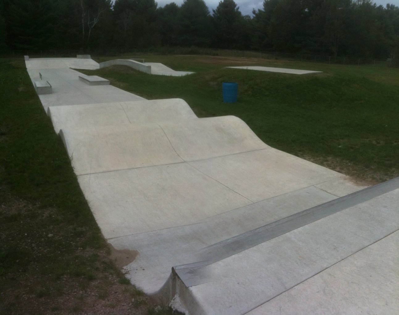 northbrook skatepark