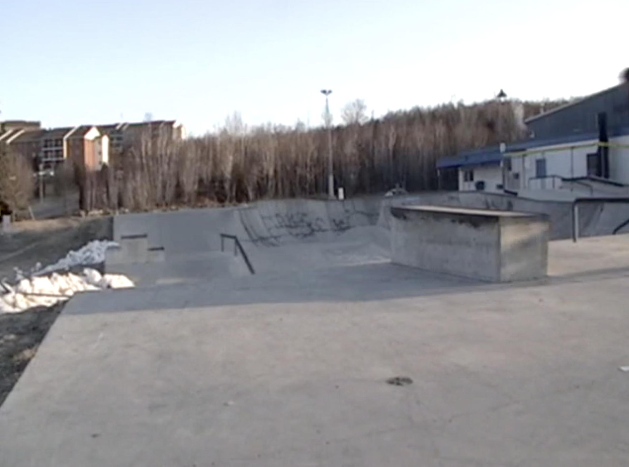 sudbury skateapark
