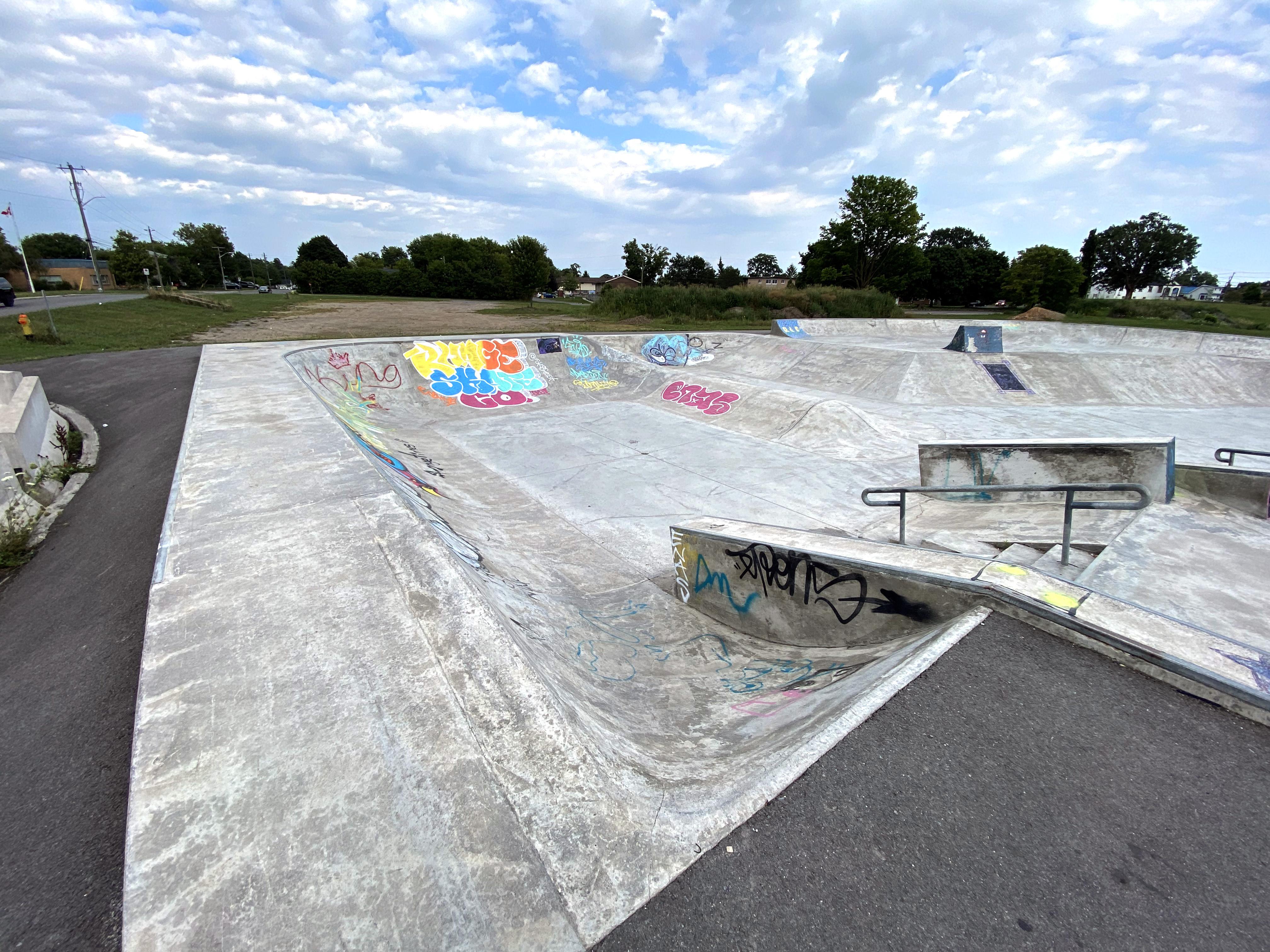 Daly Street Skatepark