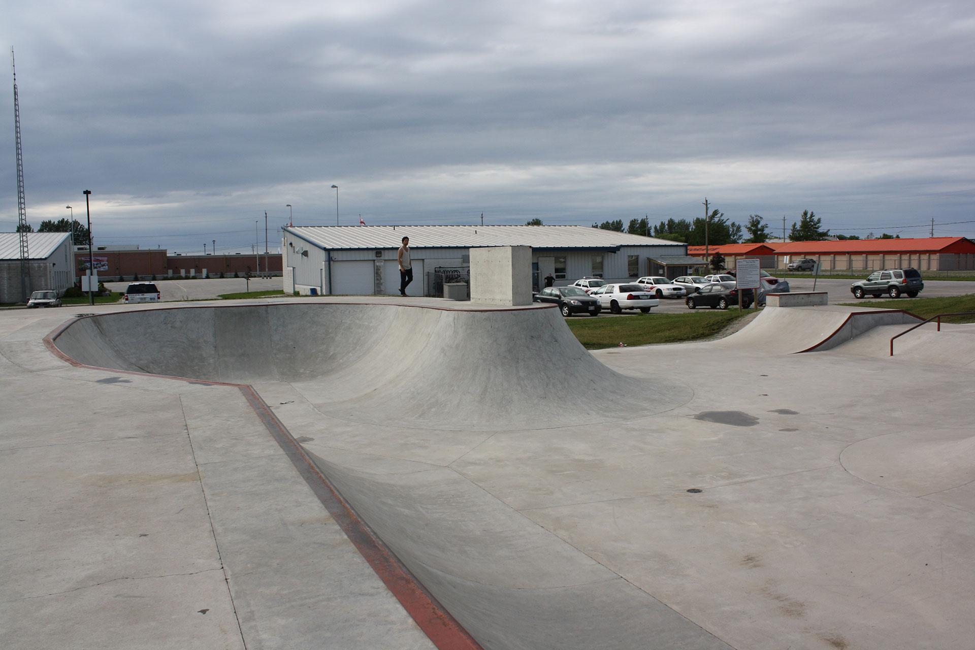 Saugeen Shores Skatepark