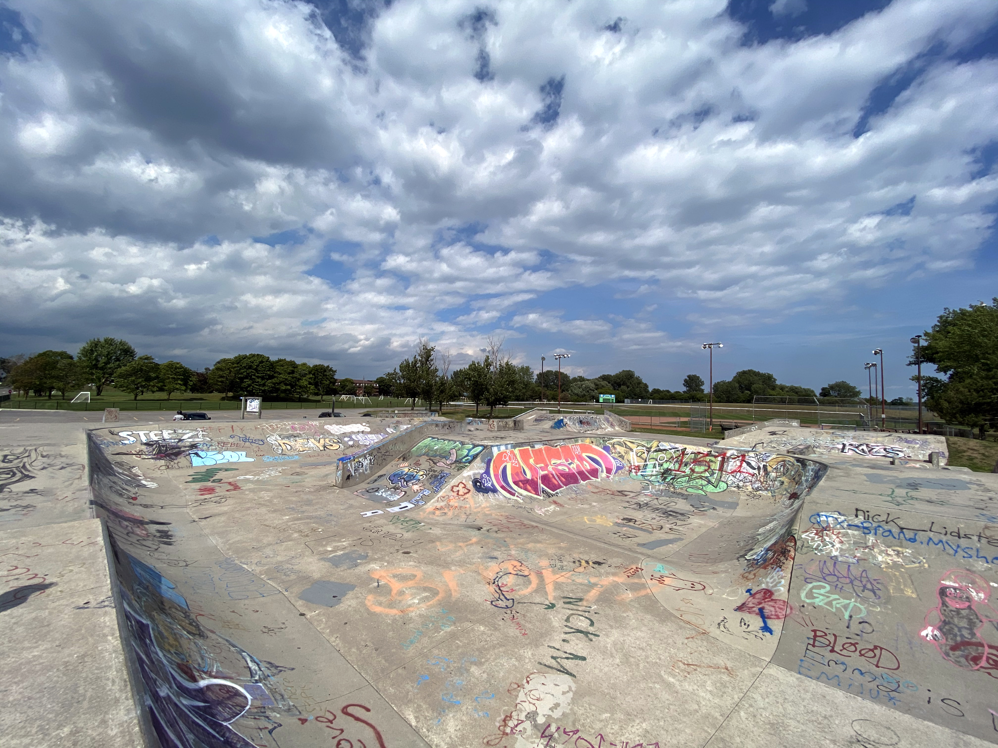 Trenton Skatepark