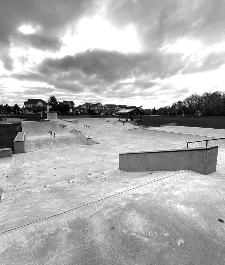 Acton skatepark