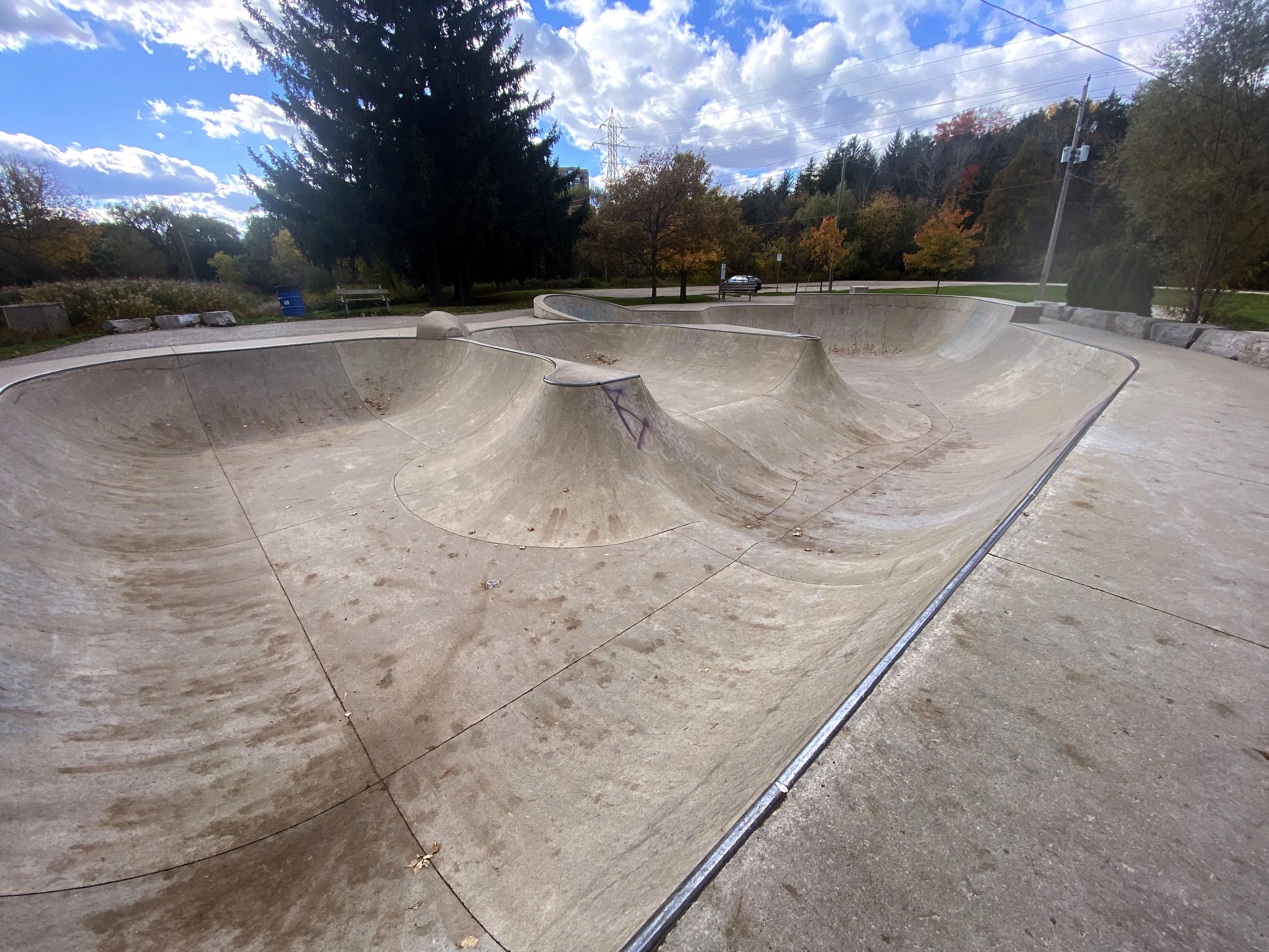 cambridge skatepark