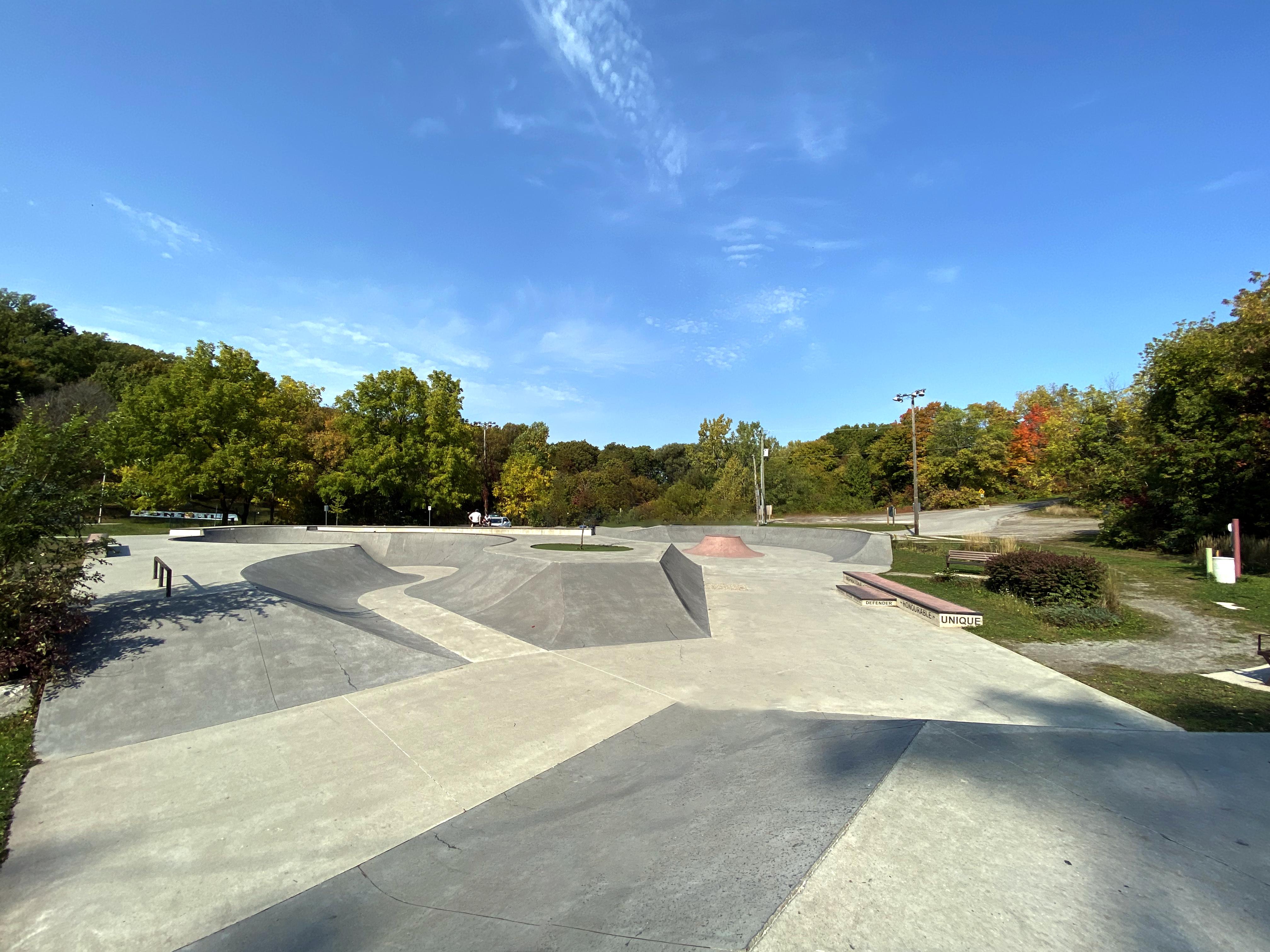 Fonthill skatepark