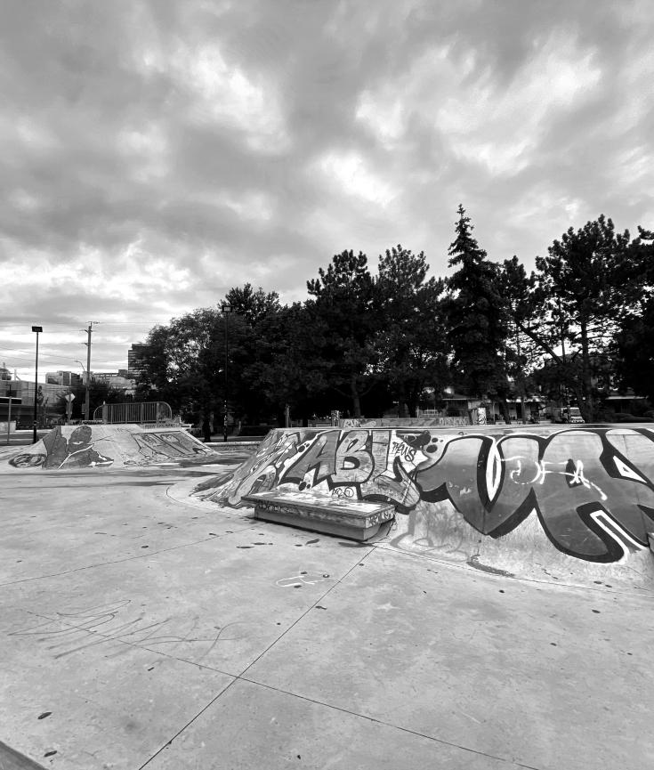 Hamilton Beasley Skatepark