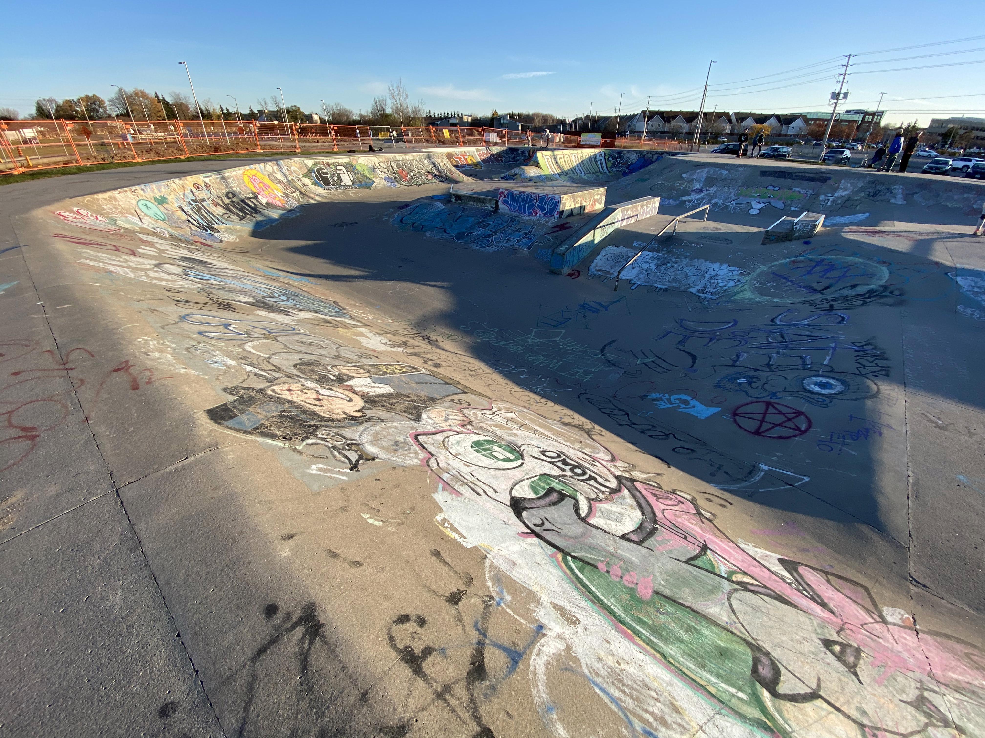 Ottawa legacy skatepark