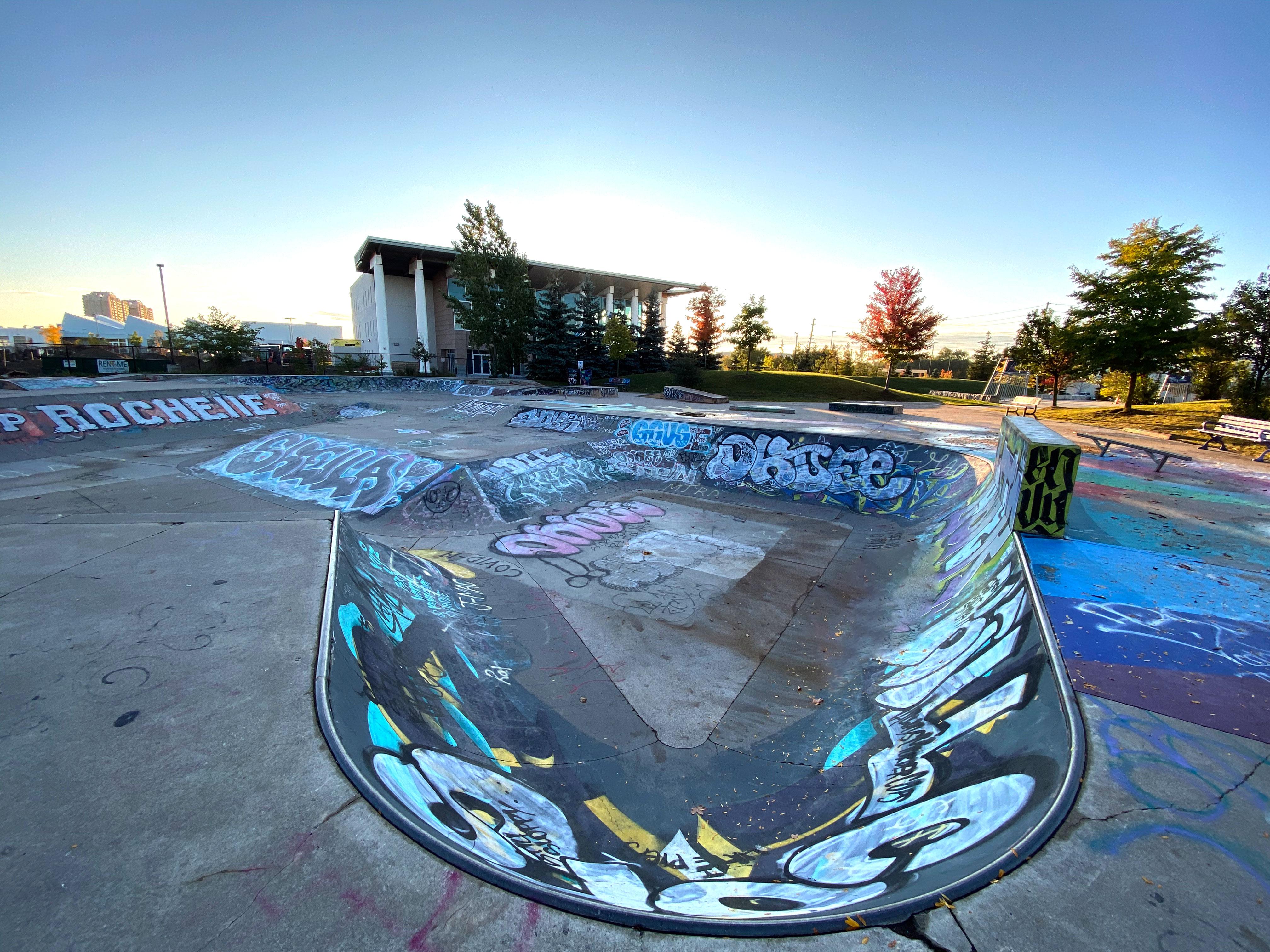 Ellesmere Skatepark