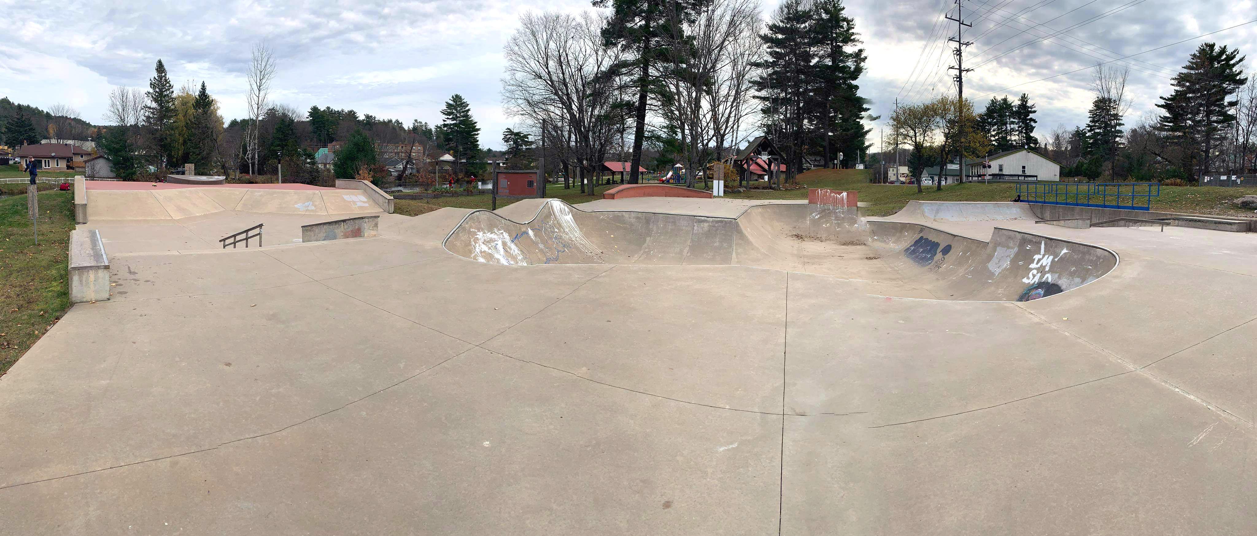 Bancroft skatepark