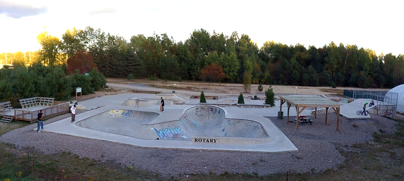 huntsville skatepark
