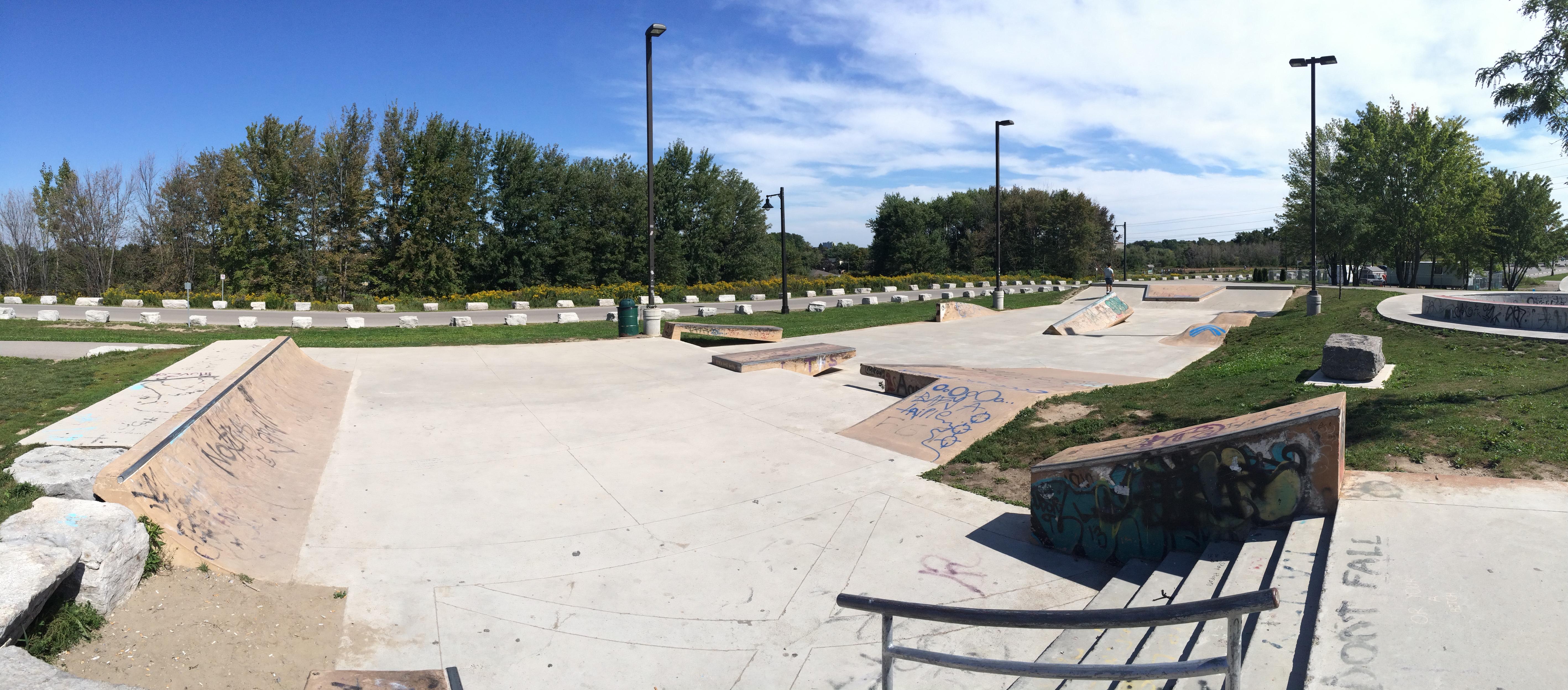 Kitchener McLennan park 1