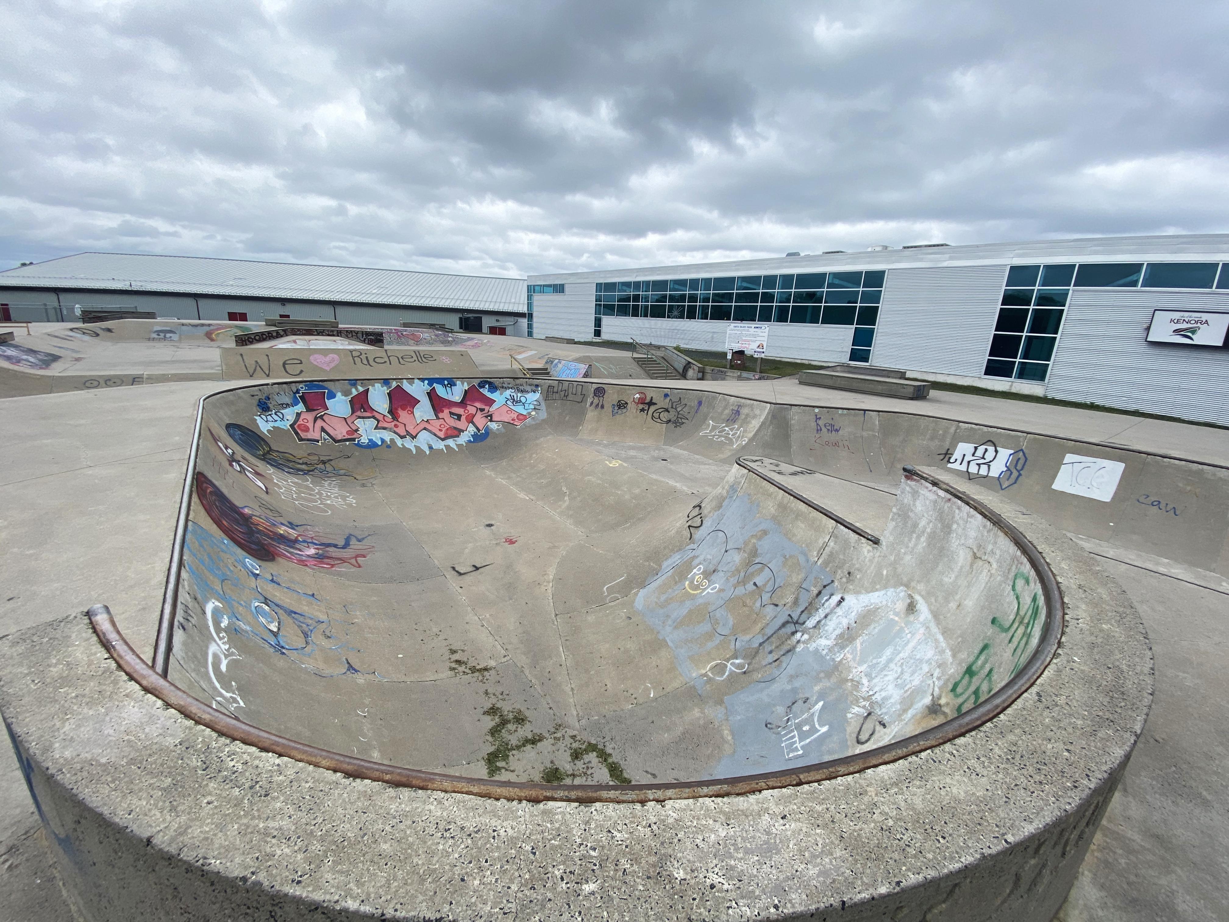 Kenora skatepark