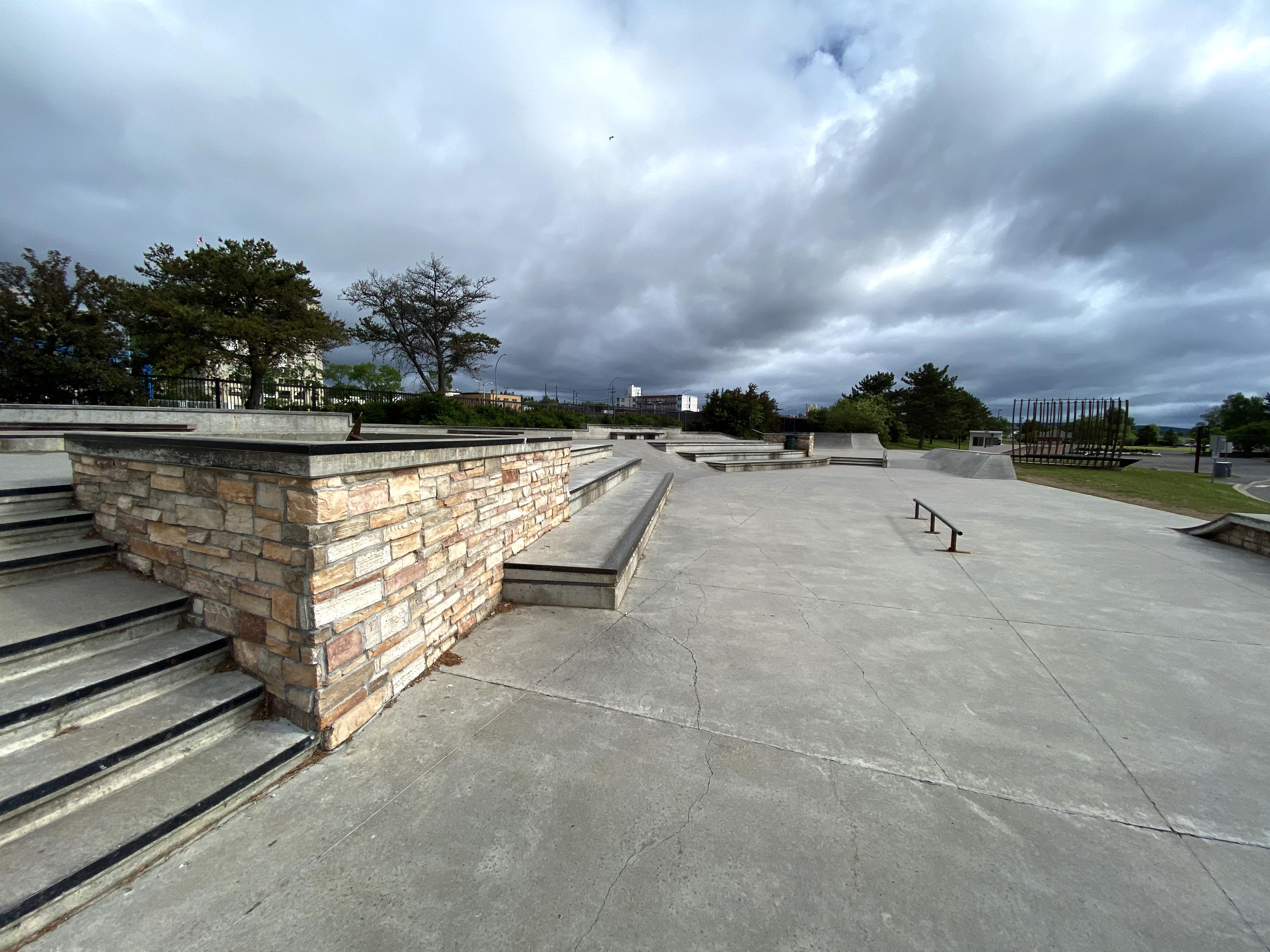 Thunder Bay skatepark