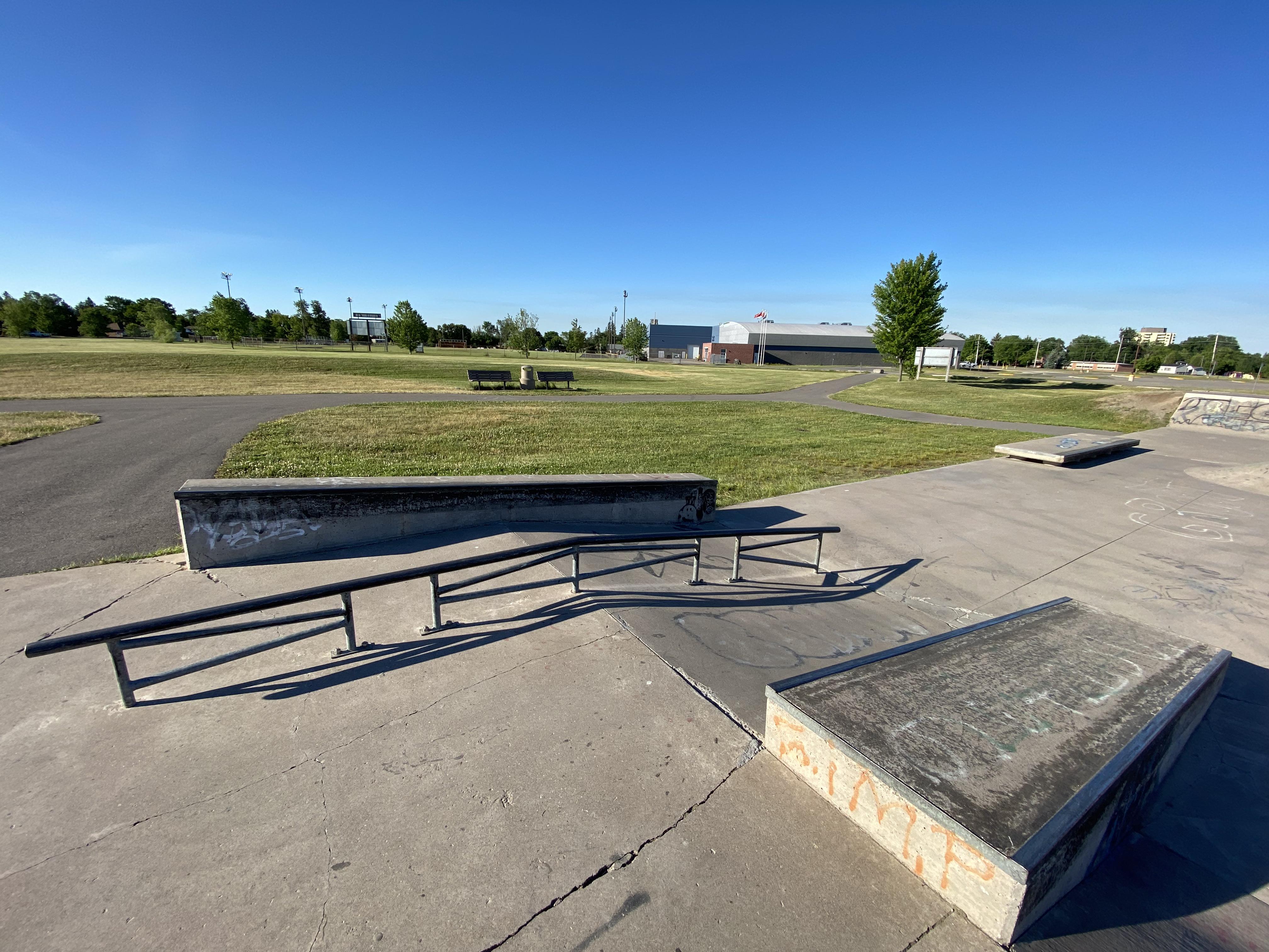 sault-ste marie skatepark